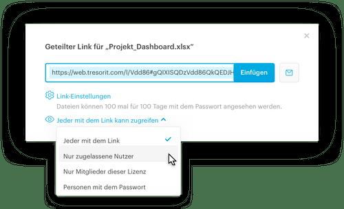 E-Mail-Whitelisting