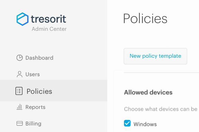 Configuration de politiques personnalisées pour des groupes d'utilisateurs