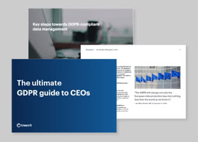 The ultimate CEO guide to GDPR