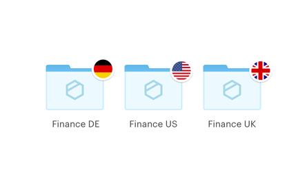 Data Residency Options