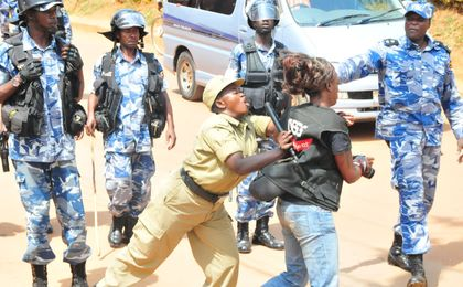 Human Rights Network for Journalists - Uganda speichert und übermittelt sensible Informationen mit Tresorit