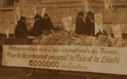 Mit Tresorit kann die Women's International League for Peace and Freedom die Sicherheit und Privatsphäre ihrer Daten garantieren