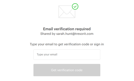 Require Email Verification